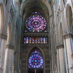 Gothic cathedrals and Medieval Stained Glass: Radiant Windows: Sand transformed by Fire.