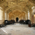 Divinity School, Bodleian Library–a room so beautiful it makes me hyperventilate