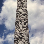 Gustav Vigeland and Vigelanda Sculpture Park, Oslo, Norway
