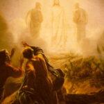 Transfiguration, Jesus Reveals his Glory, Matthew 17, Day 39, Feb 18th, Blog Through the Bible Project.