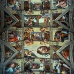 Quest for Joy-5: Michaelangelo and the Sistine Chapel.