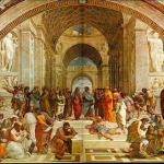 Quest for Joy-6 Raphael, The School of Athens.