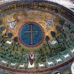 Ravenna Mosaics, Apollinaire at Classe