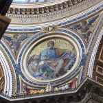 Belated photographs from St. Peter's and the Vatican Museum