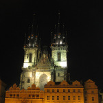 A Prague autumn