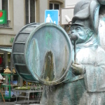 Luxembourg: A Stroll along Grand Rue to the Notre Dame Cathedral with Views over the Gorge