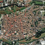 On Long Walks, Spirituality and Creativity. And Images of Lucca, Tuscany, Italy