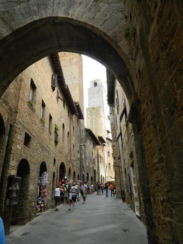 Piazza Duomo, San Gimignano