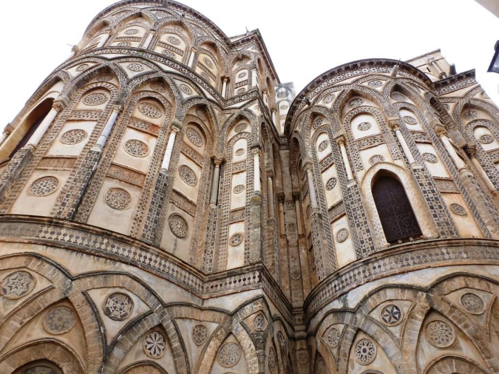 Monreale Duomo (exterior).
