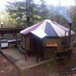 Why I live in a yurt, off the grid, on a mountain in Idaho. A guest post by Esther Emery