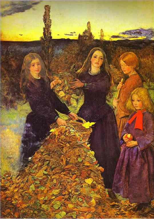 millais_autumnleaves