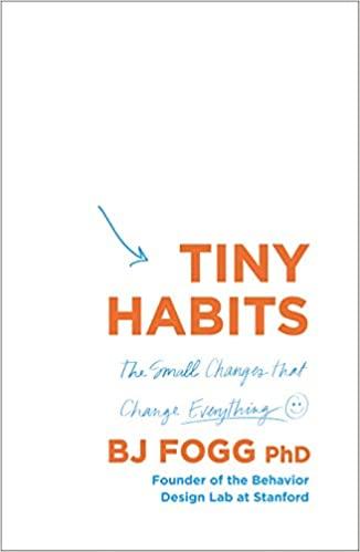 Tiny Habits  - Amazon.com