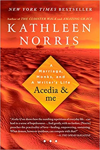 KATHLEEN NORRIS --  Amazon.com